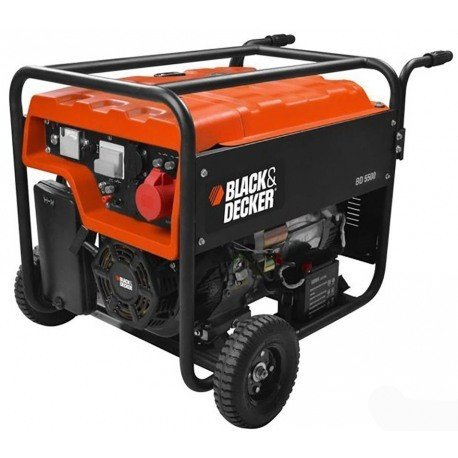 Generator de curent electric Black+Decker